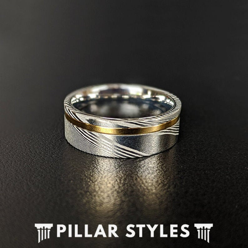 Damascus Steel Ring Pros and Cons